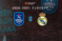 Play-off'taki Rakibimiz Real Madrid...